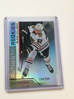 F63511  2018-19 SP Game Used Rainbow #146 Blake Hillman/296 BLACKHAWKS