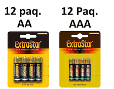 48 pilas AA + 48 pilas AAA   ahorro especial duración 48 unidades de 1,5V R6