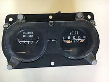 1975-79 Trans Am Fuel Volts Gauge Cluster Rally Gauges Battery WS6 SE Formula 78