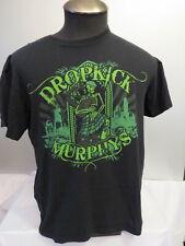 Dropkick Murphys Shirt - Skeleton Piper Graphic - Men's Medium