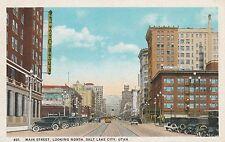 LAM(D) Salt Lake City, UT - Main Street - Looking North - Street Level View