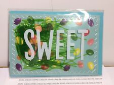Hallmark Signature Easter Card New In Factory Sealed Plastic Bag Jelly Beans