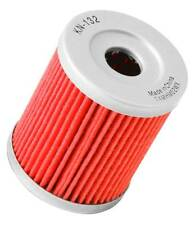 K&N KN POWERSPORTS MOTORCYCLE OIL FILTER FOR SUZUKI YAMAHA KN-132