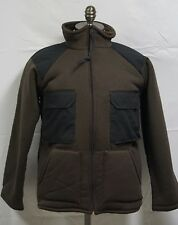 Military Issue ECWCS US Army Brown Bear Hunting Cold Weather Jacket - Medium