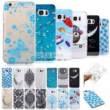 BF Design Soft TPU Case Cover For Samsung Galaxy Note 3 4 5 A3 A5 G360 G550 G530