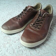 New listing Size 12 Adidas Adipure SP Spikeless Golf Shoes Brown Leather Mens F33593