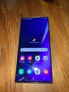 Samsung Galaxy Note 20 Ultra 5G 128GB - Mystic Bronze (Verizon) SMN986UZNV