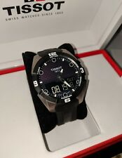 Collectors! ULTRA RARE Tissot T-Touch Expert Solar Titanium Watch NBA All Star