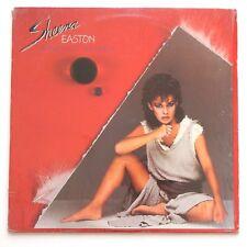 SHEENA EASTON A Private Heaven Album LP Record (EX) Vinyl in shrink Sugar Walls