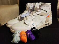 AIR JORDAN 1 x OFF-WHITE NRG AQ0818 100 EURO EXCLUSIVE SIZE 11 VIRGIL ABLOH
