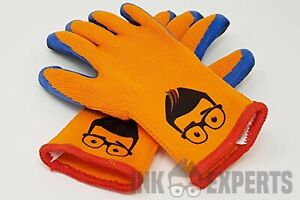 Pair of Heat Resistant Gloves for Sublimation and Vinyl Transfer Heat Pressing