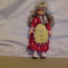 Blue Box Doll. Vicki. Painted Eyes & Mouth. Soft Plastic. Blonde.