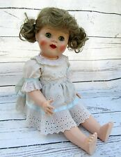 "Vintage Ideal 22"" Saucy Walker Doll Crier VERY ADORABLE and CLEAN"