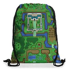 Hyrule Rucksack Turnbeutel link snes ocarina breath of the wild switch nintendo