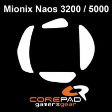 Corepad Skatez Mionix Naos 3200 5000 7000 Replacement Teflon® mouse feet