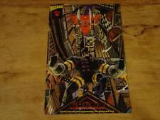 Wizard Mini Comic #4 NM 1996 Wizard Joe Quesada's Ash Comic Book