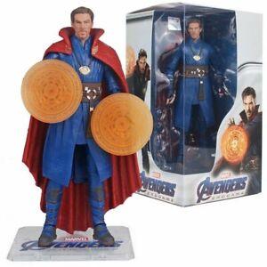 18cm Marvel Avenger Endgame Doctor Strange Action Figures Model Statue Doll Toy