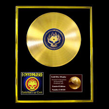 THE OFFSPRING CONSPIRACY OF ONE GOLD DISC FREE SHIPPING TO UK!!