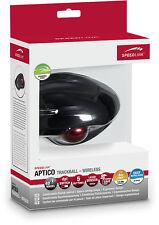 Speedlink Aptico Wireless Ergonomic 1600dpi Laser Trackball Mouse Black