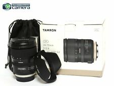 Tamron SP 24-70mm F/2.8 Di VC USD G2 Lens Canon Mount *MINT- in Box*