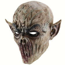 Halloween Latex Monster Zombie Mask Masquerade Party Adult Costumes Props