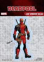 Marvel Deadpool Ready Sticker Decal