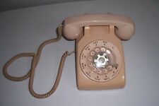 Vintage Bell System by Western Electronics phone rotary dial 500 Dn Tested R-83