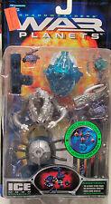 1997 shadowriders GUERRA PLANETAS Ice Luna Omega Ultimate guerra Planeta NUEVO