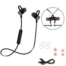 In Ear Kopfhörer Bluetooth 4.1 Kabellos Stereo Sport Magnet Headset mit Akku MIC