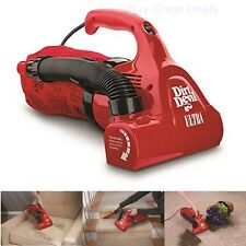 NEW Dirt Devil Ultra Power Handheld Vacuum Cleaner Hand Held Vac Car Office Home