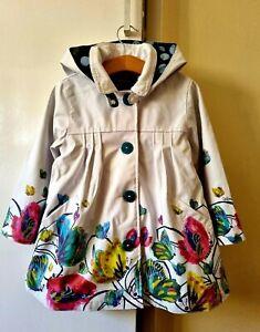 New coat, genuine Catimini, size 3y