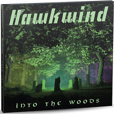 Hawkwind Into The Woods CD & 5th May 2017