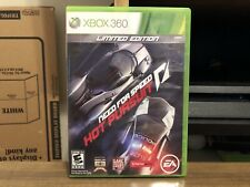Need for Speed: Hot Pursuit- Limited Edition (Microsoft Xbox 360, 2010) Complete
