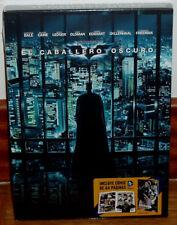 BATMAN EL CABALLERO OSCURO BLURAY+COMIC 64 PAG.NUEVO PRECINTADO (SIN ABRIR) R2