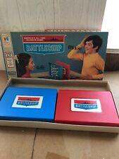 VINTAGE 1971 MILTON BRADLEY BOARD GAME BATTLESHIP 4730-Complete