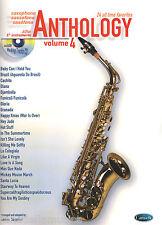 ANTHOLOGY SAX ALTO V. 4 + CD - ANDREA CAPPELLARI - spartiti per sassofono