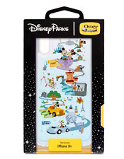 OTTERBOX Disney World Four Parks XR iPhone Case Mickey Retro Castle Figment NEW