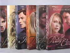 Bloodlines Series #1-6: Books by Richelle Mead (Complete Set)