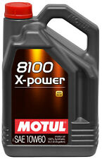 MOTUL Motoröl 8100 X-POWER 10W-60 5 L für Hochleistungsmotoren