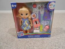 Baby Alive Finger Paint Baby Doll Set. BRAND NEW