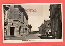 More details for beach street clock tower penang malaya malaysia rp pc unused ref t106