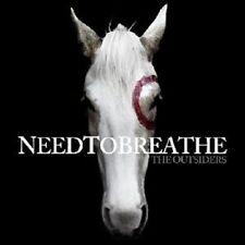 NEEDTOBREATHE - THE OUTSIDERS CD ROCK 14 TRACKS NEU