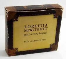 Loreena Mckennitt - The Journey Begins. Box 3 CD plus Bonus Disc