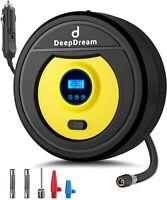 DeepDream Tyre Inflator Digital 12V 150PSI Auto Car Tyre Pump Portable Air Compr