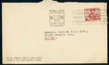 Mayfairstamps Australia 1948 Sydney Boy Scout Youngs Pty Ltd Cover wwh_88915