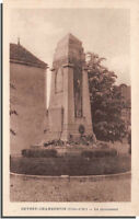 CPA 21 - GEVREY-CHAMBERTIN - Le Monument
