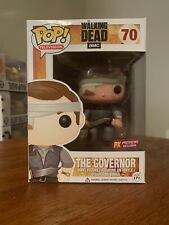 Funko Pop! The Governor #70 The Walking Dead PX Previews