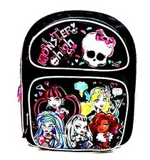 "Monster High 14"" Backpack - Clawdeen Wolf, Abbey Bominable, Lagoona Blue"