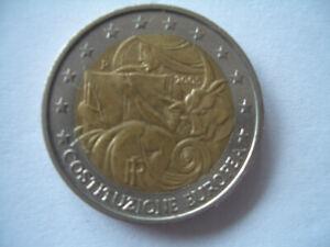 2 Euro Italien 2005 Gedenkmünze