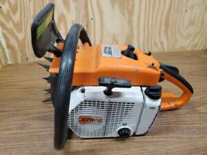 Stihl 056 Magnum 2 AV Chainsaw Powerhead  *GLOBAL SHIPPING* NO RESERVE!!
